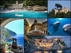 """The concierge suggested us many places to visit in Italian Riviera. Genoa and its aquarium, San Fruttuoso, Castle Brown in Portofino, the Cinque Terre with the wonderful """"Via dell'Amore""""…let's go to discover them!Il nostro concierge ci ha raccontato di luoghi meravigliosi da visitare. Genova e il suo acquario, San Fruttuoso di Camogli, Il Castello Brown a Portofino, le Cinque Terre e la meravigliosa """"Via dell'Amore""""…è ora di scoprirli!"""