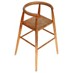 Nanna Ditzel high chair   From a unique collection of antique and modern chairs at http://www.1stdibs.com/furniture/seating/chairs/
