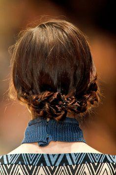 Cacharel La perfección empieza en el cabello