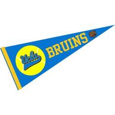 "UCLA Bruins 12"" X 30"" Tennis Pennant #UCLABruins"