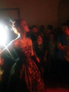 http://fleurdhiver.com/2014/07/21/sfilata-labcostume/ #fashion #events #fashionevents