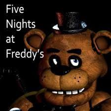 Five Nights At Freddy's Freddy Fazbear