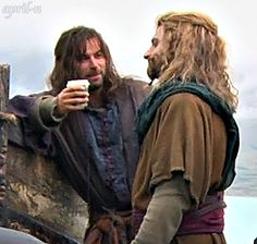 Kili and Fili - please tag me in Modern!Hobbit whenever you see it bc I literally live for that thank you