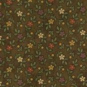 9054 13 Kansas Troubles Brown by KimberlysQuilting on Etsy, $10.50