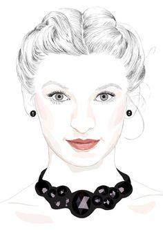 Agata Maria Bieć #agatamariabiec #illustration #joannabojanek