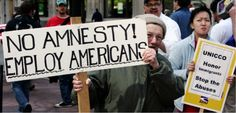 GOP Promises Amnesty by August! No Amnesty! Employ Americans!