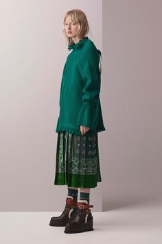 Sacai Pre-Fall 2017 Collection Photos - Vogue