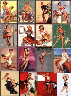Pin up girls marks-of-life Check Out http://zombieboy.ca For Best Tattoos Images Ever!