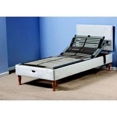 Devon Electric Bed 2ft 6, Huge Sale now Only £379! Includes FREE Delivery Electric Adjustable Beds, Adjustable Bed Frame, Ikea Hemnes Bed, Ikea Bed, Bed Frame With Storage, Diy Bed Frame, Pillow Top Mattress, Best Mattress, Sleep Center