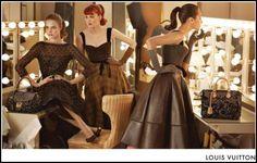 Louis Vuitton Womanly Mad Men Dresses