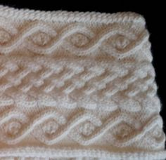 (6) Name: 'Knitting : Jenn's Scarf