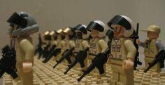 lego army Lego Army, Lego Military, Awesome Lego, Cool Lego, Lego Minifigure, Lego Worlds, Lego Ideas, Lego Creations, Lego Star