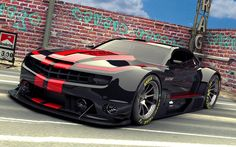 Camaro SS GT502 Rendering.   #ChevyMuscle