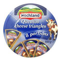 Hochland Quesitos en Porciones