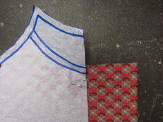 Ik maakte NOG een ZAK-broek.......en deze keer legde ik alle stappen foto-gewijs vast.Kwestie van ineens ook een visuele tutorial te kunnen aanbieden aan al diegenen die zich ook eens willen wagen aan