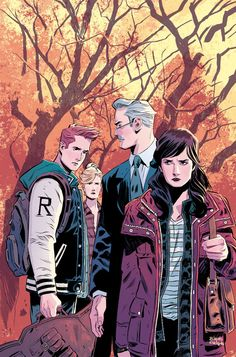 Archie #12 Variant Cover by BilquisEvely.deviantart.com on @DeviantArt #BilquisEvely