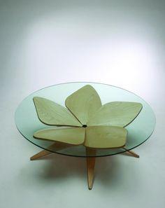 The Hana Table by Shige Hasegawa