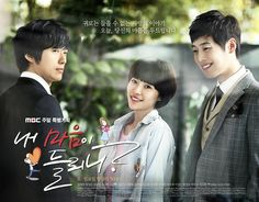 can you hear my heart-planning to watch april-july 2011 Korean drama