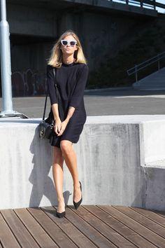 #fashion #style #black @strandbulgaria