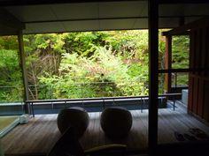 """Mattina,Camera di """"Takinoie""""(Hotel), Noboribetsu-Onsen(Terme), Hokkaido Japan"""