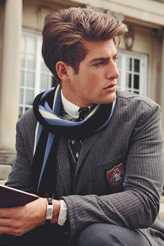 The best Luxury Fashion Brands, clothing, accessories and many more you can buy online right now Preppy Fall Fashion, Preppy Look, Preppy Style, Autumn Fashion, Ivy League Style, Ivy Style, Men's Style, Mens Attire, Star Fashion