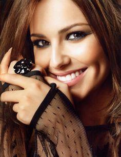 Cheryl Cole + Perfect smile