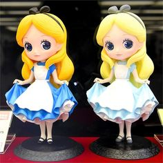 Reservations are for the Q-Posket rendition of Alice of Wonderland fame. Disney Figurines, Anime Figurines, Clay Projects, Clay Crafts, 3d Flower Nails, Novi Stars, Cute Kawaii Girl, Disney Cats, Cute Piggies