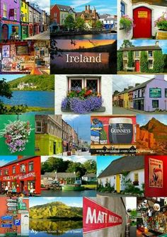 Go to Ireland for at least a month!