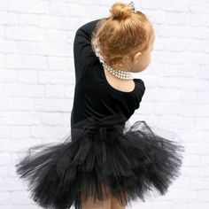 Audrey Hepburn black tutu skirt Black Birthday Tutu Black | Etsy Audrey Hepburn, Birthday Tutu, Birthday Ideas, Divas, Black Tutu Skirt, Bodysuit, Baby Tutu, Pregnancy, Girl Outfits