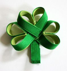 St. Patrick's Day Hair Accessories (3)