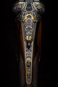 The Westley Richards Model C Top Lever Weapons Guns, Guns And Ammo, Firearms, Shotguns, Grabar Metal, Gun Art, Shooting Guns, Custom Guns, Metal Engraving