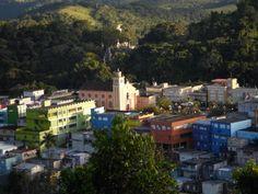 Barranquitas , Puerto Rico, where mi habuelo was from