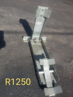 Motorbike front wheel chock stand for sale for trailer | Glenwood | Gumtree Classifieds South Africa