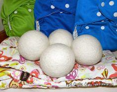 Heart Felt Dryer Balls Giveaway (3 winners) Yes, Again! Ends 10/6