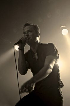 Brandon Flowers. The Killers.