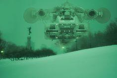 ArtStation - Helios Landing, Ben Nicholas