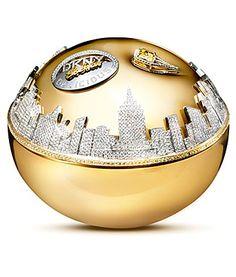 DKNY's Million-Dollar Perfume! from InStyle.com