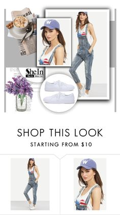 """""""SheIn 6/10"""" by melisa-hasic ❤ liked on Polyvore featuring WithChic"""