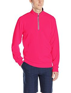 The solid tech long sleeve quarter zip is the newest generation of tech knit. our proprietary knitting and finishing technique combines a four channel, micro-denier wicking polyester yarn with a touch of spandex. The ease of care and technical performance of this garment will make it an everyday...  More details at https://jackets-lovers.bestselleroutlets.com/mens-jackets-coats/lightweight-jackets/golf-jackets/product-review-for-fairway-greene-mens-caves-long-sleeve-tech-pu
