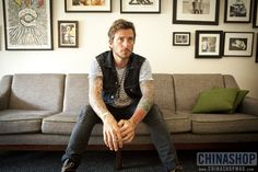 Butch Walker --- the one who started my love for musicians. m3 concert when I was 13 was LIFE CHANGING.