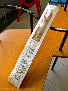 Package Design for BAGUETTE on Packaging Design Served