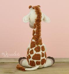 Girafje Romy