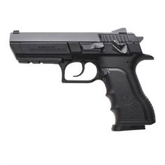 This full-size IWI Jericho 941 pistol features a polymer frame, short recoil system, integral picatinny rail, adjustable dovetailed sights, firing pin . Home Defense, Self Defense, Iwi Jericho, Indoor Shooting Range, Revolver Pistol, Revolvers, Survival Weapons, Tactical Survival, Survival Gear