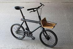 Vola Velo. Comprar bicicleta Vanmoof serie T de color negro https://www.volavelo.com/vanmoof-t-negro.html