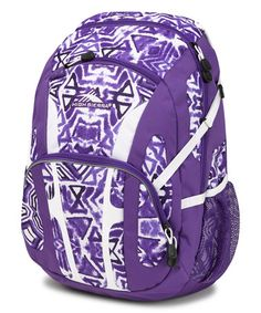 Loving this Deep Purple Composite Backpack on #zulily! #zulilyfinds