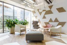 A Tour of Takeda's Sleek Warsaw Office - Officelovin'