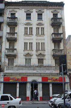 Crédito: Douglas Nascimento / São Paulo Antiga - Edifício nº 1 da Rua Santa Efigênia;