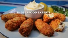 The family will love these salmon and chorizo croquettes, you have to give them a try!