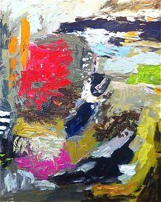 "Compass by Maren Devine | $250 | 24""w x 28""h | Original Art | http://www.vangoart.co/buy/art/compass--2 @VangoArt"