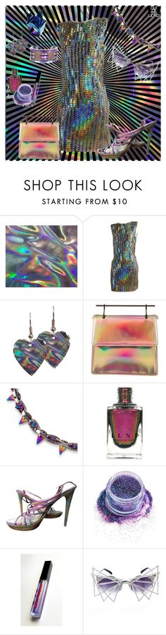 """Back to the future"" by marionmeyer ❤ liked on Polyvore featuring Paco Rabanne, M2Malletier, Joomi Lim, René Caovilla, In Your Dreams, MATERIAL MEMORIE and backtothefuture"